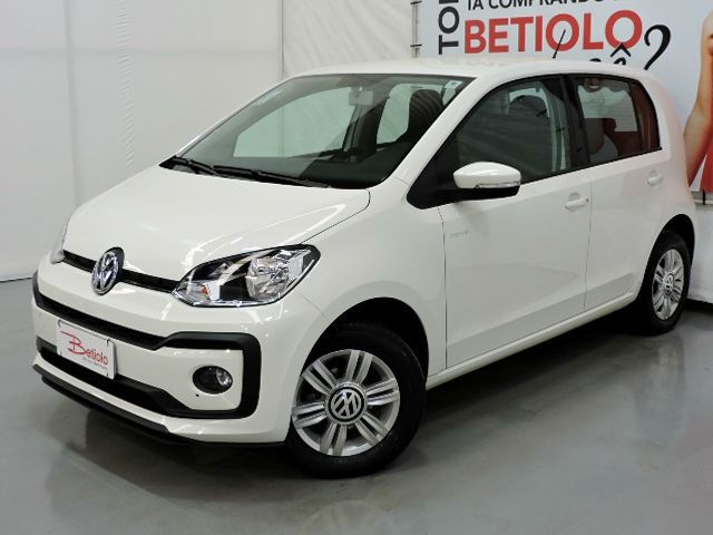 Volkswagen up! Move 1.0l MPI Total Flex Branco, 4 portas, Manual, Gasolina e Álcool, 26.291km Seminovos