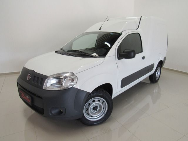 Fiat Fiorino Furgão Hard Working 1.4 EVO 8V Flex Branco, 2 portas, Manual, Gasolina e Álcool, 16.349km Seminovos