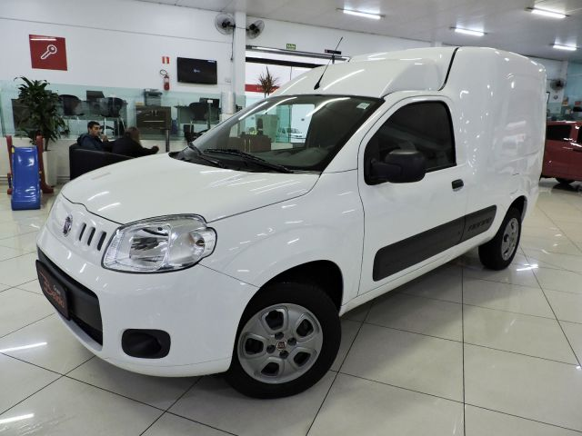 Fiat Fiorino Furgão Hard Working 1.4 EVO 8V Flex Branco, 2 portas, Manual, Gasolina e Álcool, 32.236km Seminovos