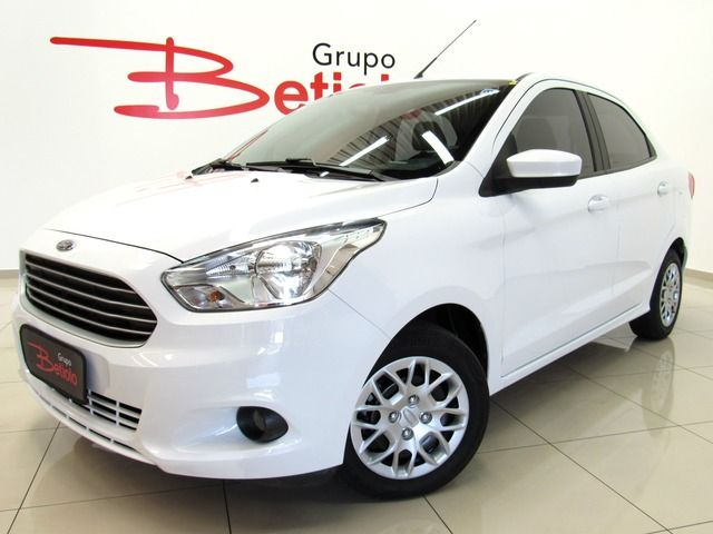 Ford KA + SE 1.0 Branco, 4 portas, Manual, Gasolina e Álcool, 34.244km Seminovos
