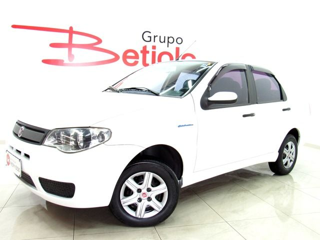 Fiat Siena Celebration 1.0 8V Fire Flex Branco, 4 portas, Manual, Gasolina e Álcool, 143.164km Seminovos Imagem 14