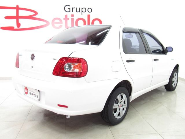 Fiat Siena Celebration 1.0 8V Fire Flex Branco, 4 portas, Manual, Gasolina e Álcool, 143.164km Seminovos Imagem 2